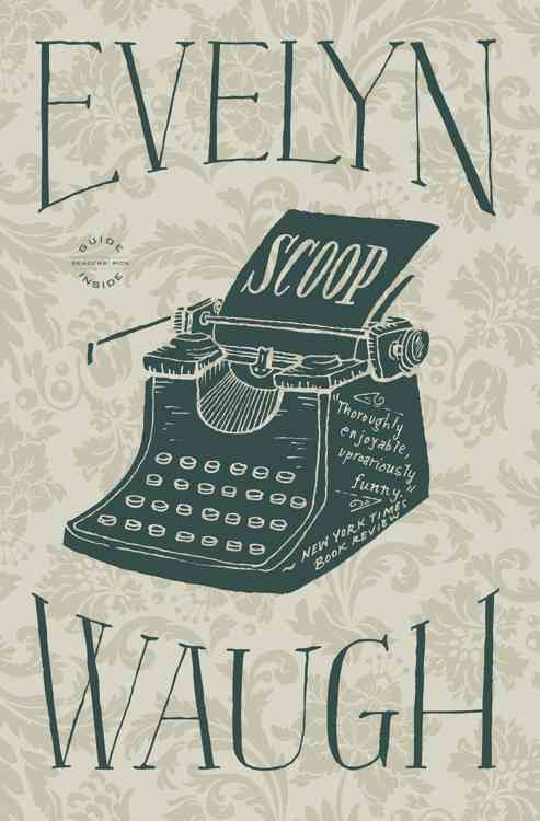 Scoop By Waugh, Evelyn